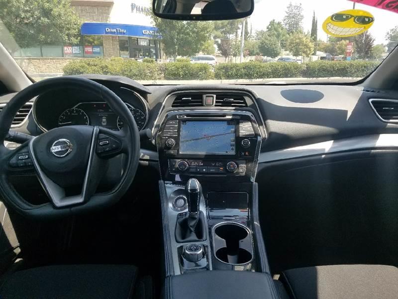 2017 Nissan Maxima 3.5 S 4dr Sedan - Kerman CA