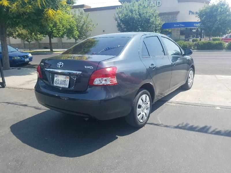 2008 Toyota Yaris 4dr Sedan 4A - Kerman CA