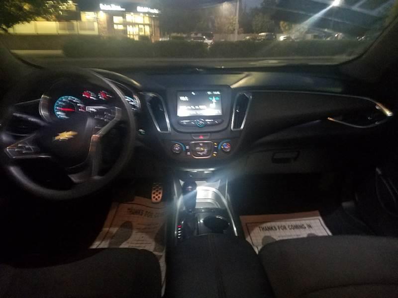 2016 Chevrolet Malibu LT 4dr Sedan w/1LT - Kerman CA