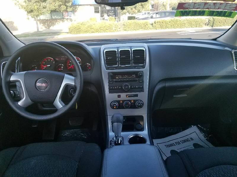 2012 GMC Acadia SL 4dr SUV - Kerman CA