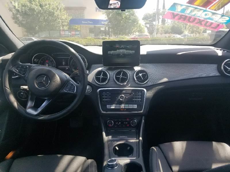 2017 Mercedes-Benz CLA CLA 250 4dr Sedan - Kerman CA