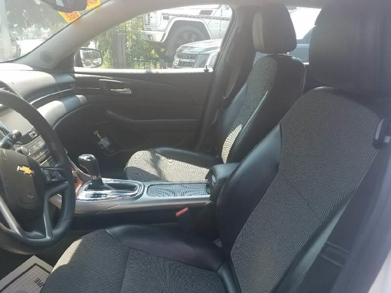 2013 Chevrolet Malibu LT 4dr Sedan w/1LT - Kerman CA
