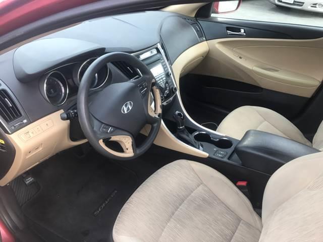 2013 Hyundai Sonata GLS 4dr Sedan - Kerman CA