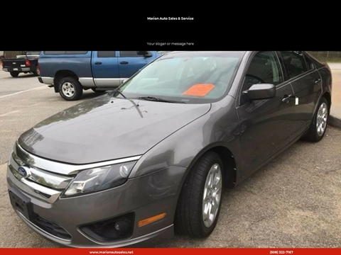 2010 Ford Fusion for sale in Wareham, MA