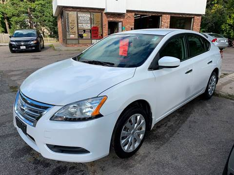 2014 Nissan Sentra for sale in Wareham, MA