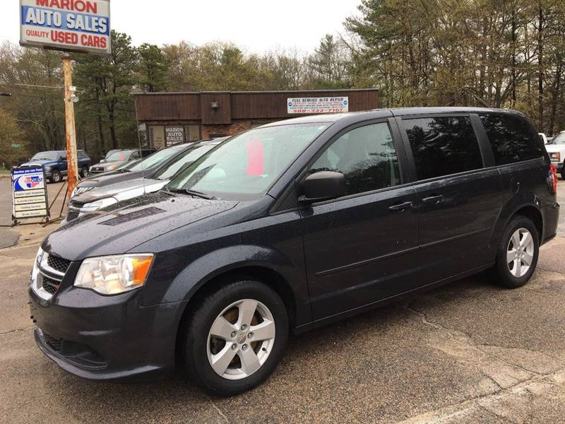 2014 Dodge Grand Caravan SE 4dr Mini-Van - Wareham MA