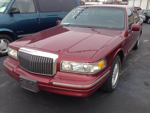 1997 Lincoln Town Car Signature 4dr Sedan In Somerset Ky Holland
