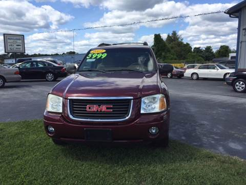 2003 GMC Envoy XL for sale in Somerset, KY