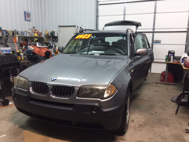 2004 Bmw X3 2 5i Awd 4dr Suv In Somerset Ky Holland Auto Sales And