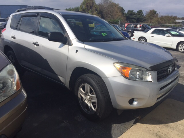 2008 Toyota RAV4 for sale at Holland Auto Sales and Service, LLC in Somerset KY