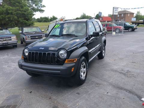 2007 Jeep Liberty for sale at Holland Auto Sales and Service, LLC in Somerset KY