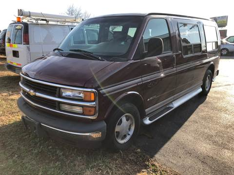 1999 Chevrolet Express for sale at Holland Auto Sales and Service, LLC in Somerset KY