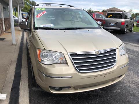 2010 Chrysler Town and Country for sale at Holland Auto Sales and Service, LLC in Somerset KY