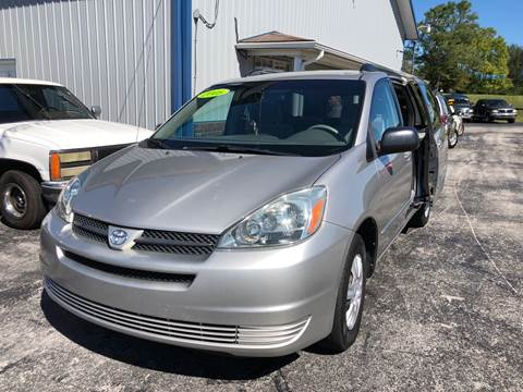 Car Lots In Somerset Ky >> 2005 Toyota Sienna For Sale in Somerset, KY - Carsforsale.com®