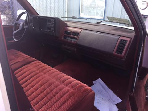 1991 GMC Sierra 1500 for sale in Somerset, KY