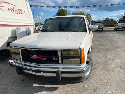 1991 GMC Sierra 1500 for sale at Holland Auto Sales and Service, LLC in Somerset KY