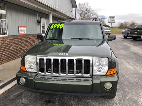 2007 Jeep Commander for sale in Somerset, KY