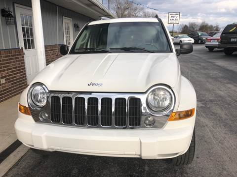 2006 Jeep Liberty for sale in Somerset, KY