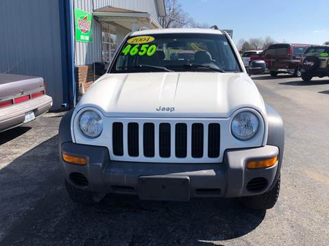 2004 Jeep Liberty for sale in Somerset, KY