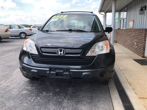 2007 Honda CR-V for sale at Holland Auto Sales and Service, LLC in Somerset KY
