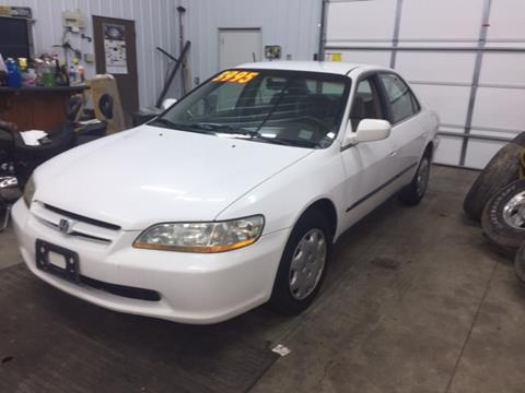 1999 Honda Accord for sale at Holland Auto Sales and Service, LLC in Somerset KY