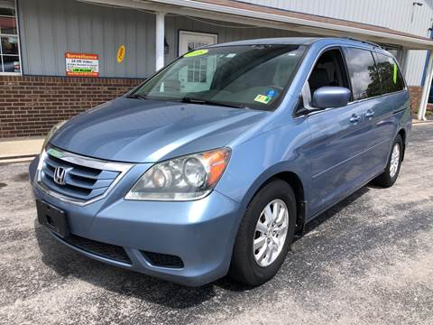 2008 Honda Odyssey for sale at Holland Auto Sales and Service, LLC in Somerset KY