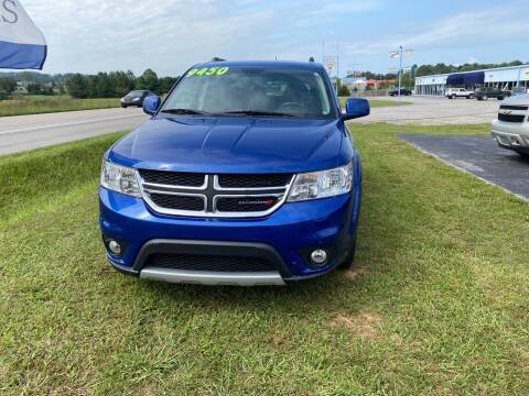2015 Dodge Journey for sale at Holland Auto Sales and Service, LLC in Somerset KY