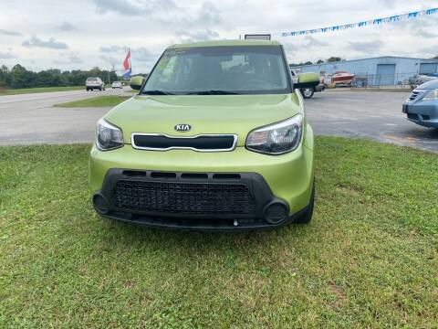 2015 Kia Soul for sale at Holland Auto Sales and Service, LLC in Somerset KY