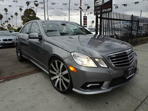 Mercedes Benz E Class For Sale In Long Beach Ca Carsforsale Com