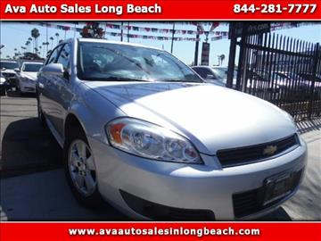 2010 Chevrolet Impala for sale in Long Beach, CA