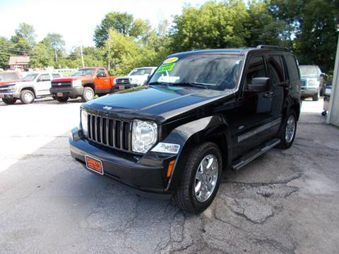 2012 Jeep Liberty for sale in Rutland, VT