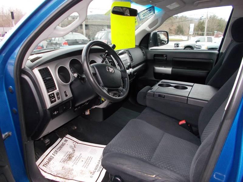 2007 Toyota Tundra SR5 4dr Double Cab 4WD SB (5 7L V8) In Rutland VT