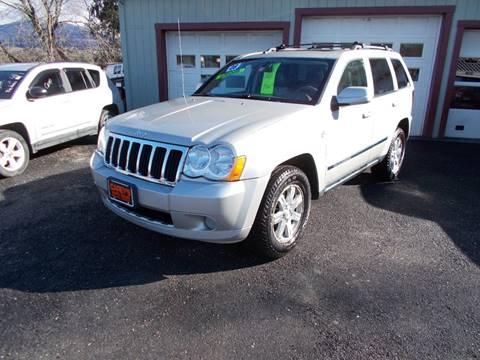2008 Jeep Grand Cherokee for sale in Rutland, VT