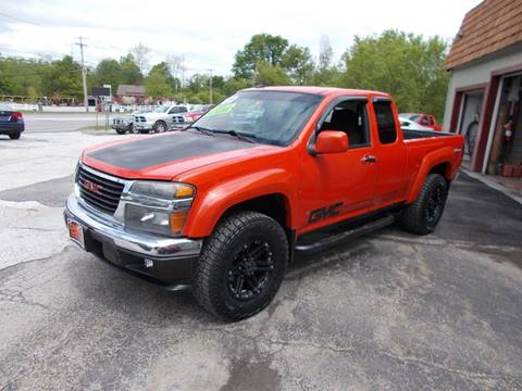 2009 GMC Canyon for sale in Rutland, VT