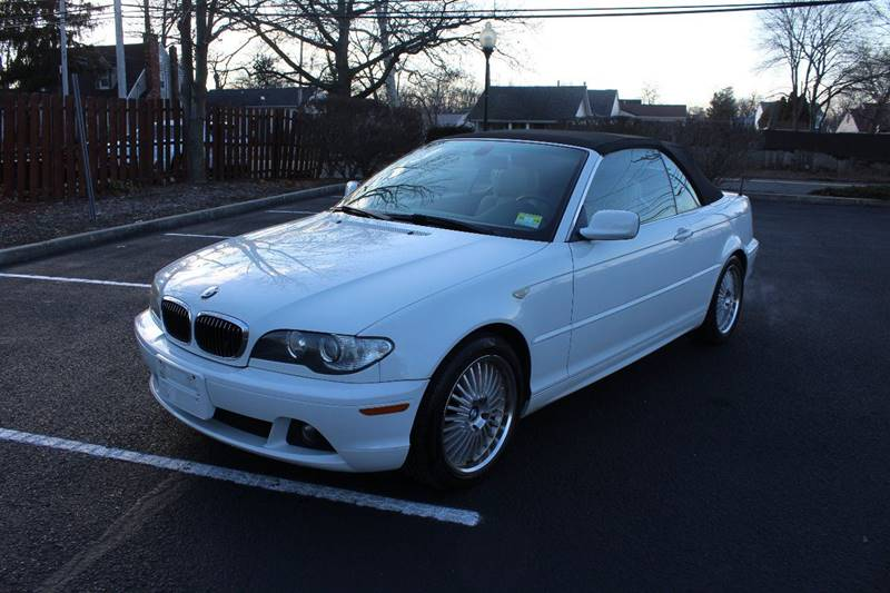 Bmw Series Ci Dr Convertible In Middletown NJ AKAR - Bmw 2005 convertible