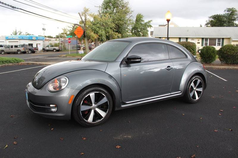 2013 Volkswagen Beetle Turbo Pzev Fender Edition 2dr Coupe 6m Ends