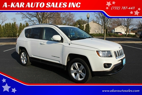 2014 Jeep Compass for sale in Middletown, NJ
