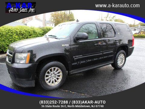 chevrolet tahoe for sale in north middletown nj a kar auto sales inc a kar auto sales inc