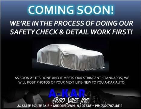 2009 Dodge Challenger for sale at A-KAR AUTO SALES INC in North Middletown NJ