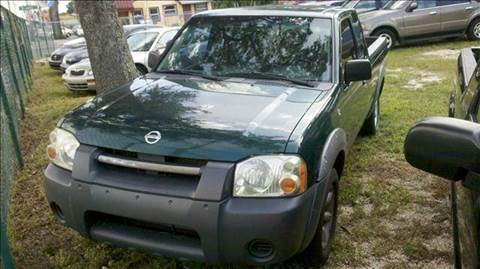 2002 Nissan Frontier for sale at Advance Import in Tampa FL