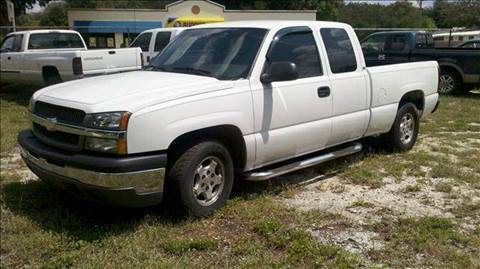 2004 Chevrolet Silverado 1500 for sale at Advance Import in Tampa FL