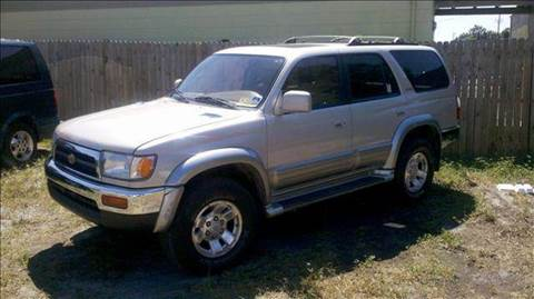 1998 Toyota 4Runner for sale at Advance Import in Tampa FL