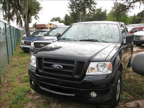 2007 Ford F-150 for sale at Advance Import in Tampa FL