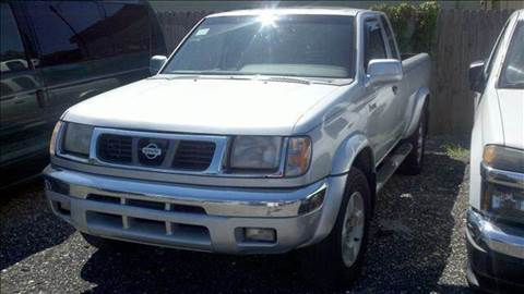 used 2000 nissan frontier for sale - carsforsale®