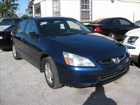 2003 Honda Accord for sale at Advance Import in Tampa FL