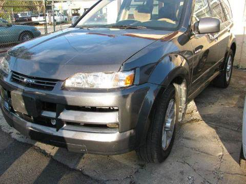 2002 Isuzu Axiom for sale at Advance Import in Tampa FL