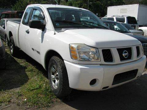 2005 Nissan Titan for sale at Advance Import in Tampa FL
