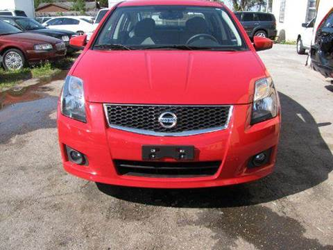 2012 Nissan Sentra for sale at Advance Import in Tampa FL