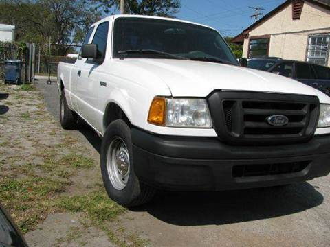 2005 Ford Ranger for sale at Advance Import in Tampa FL