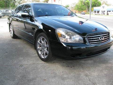 2003 Infiniti Q45 for sale at Advance Import in Tampa FL